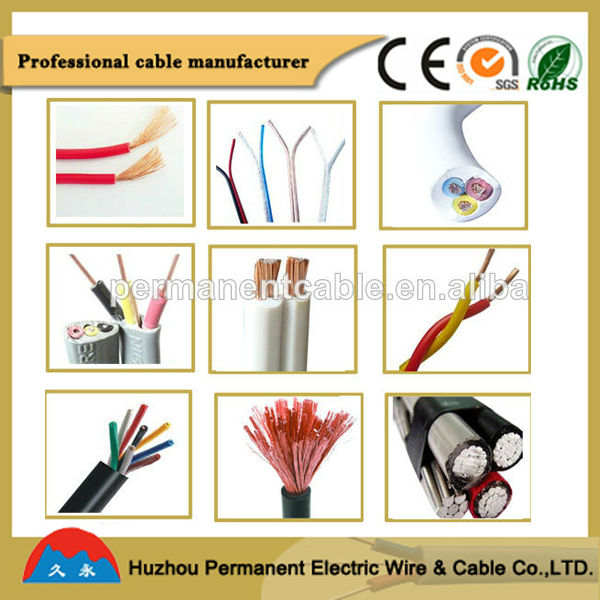 92+ Types Of Electrical Cables And Wires - Know The Types Of Power ...
