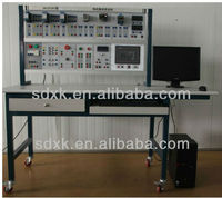 Vocational training equipment,electrical lab equipment,XK-DT201 AC-DC Motor and Motor Control Training Equipment