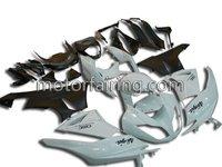 2011 Brand New ABS Racing Motorcycle Fairing/fairing kit/bodykits/fairing kit/ for kawasaki ZX-6R 09-10 fairing black/white