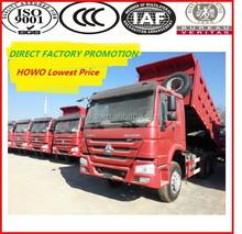 howo heavy duty dump truck hw15710 manual transmission cnhtc 336hp 371hp engine euro2 25-40ton ventral lift 6x4tipper