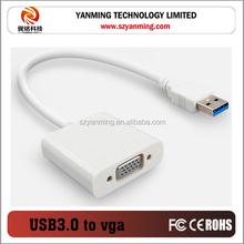 vga to av converter for pc to tv usb3.0 to vga converter