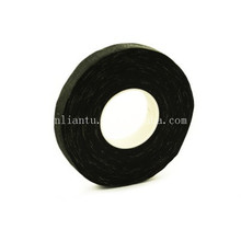 Adhesive black fabric cotton insulation tape for cable