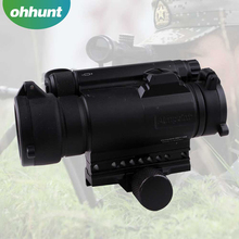 High quality Comp M4 Style MIL Red dot sight 1x30 ,sniper mirror