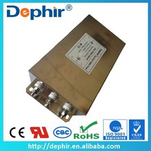 5A-1600A 380/440VAC Three Phase Electrical AC Power Line Noise EMC Filter