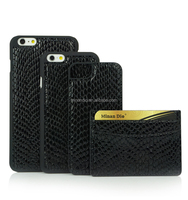 Genuine Leather wallet for iphone 6 leather case