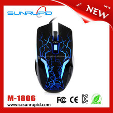 Best Wired 6D Optical Gaming Mouse for Desktop and Laptop