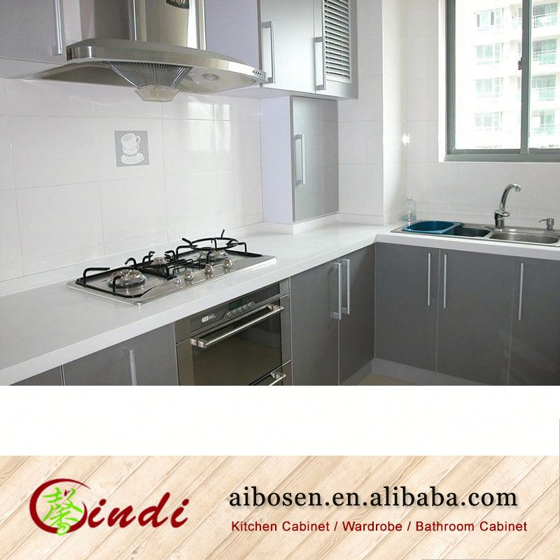 Laminated kitchen cabinet price 2013 the best selling for Best quality kitchen cabinets for the price