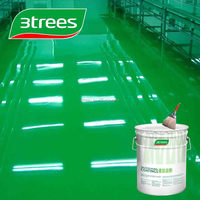 3TREES Hot Sell Car Parking Epoxy Sealer Floor Paint