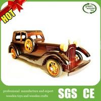 2015 antique wooden car,wooden antique car, wooden craft cars