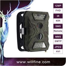 Well Designed Outdoor GPRS Game Hunting Camera 1080P Waterproof IP54 Wildlife Hunting Camera