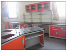 Chemical Lab Furniture Island bench central table