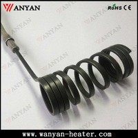 High Quality hot runner sistem coil heater for injection moulds