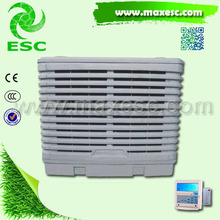 Poultry swamp air cooler for spain market swamp air cooler unit