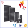Normal specification and commerical application 130w solar panel