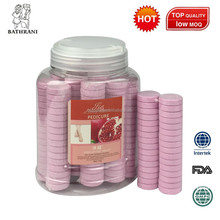 Fig & pomegranate fragrance 1000g packaging sanitary soak tablets pedicure foot spa massage chair