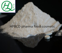 GMP pharmaceutical excipient manufacturer of HPBCD USP38 hp-bcd hydroxypropyl beta cyclodextrin,hp beta cyclodextrin 128446-35-5