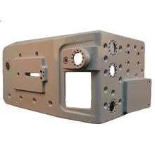 Aluminum Parts Sand Blasting CNC Machining Prototype