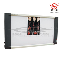 Best selling Double Eagle LED triple linkage x-ray film Viewer