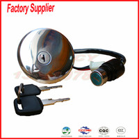 China sale CG125 CG150 CG250 motorcycle tricycle spare parts lock set