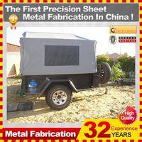OEM or Customized fiberglass caravan with 32-year experience