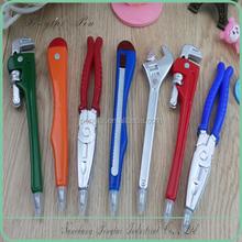 2015 wrench/spanner shaped ball pen tool shaped pen novelty pen for kids