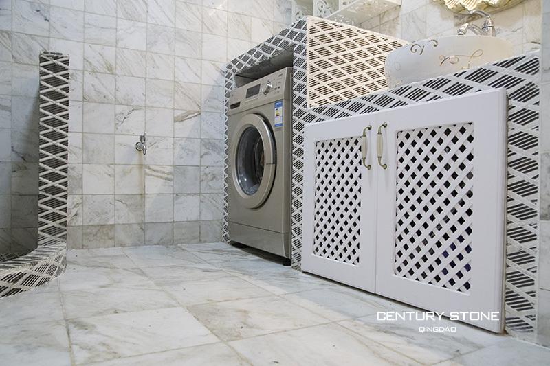 Tegels badkamer douche vloertegels douche leggen tegels badkamer inspiratie amp crystal - Marmeren douche ...