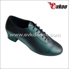 EVKshoes half sole dance shoe men dance shoes salsa heeled