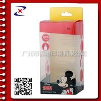 famous brand PP BOX PET BOX PVC BOX