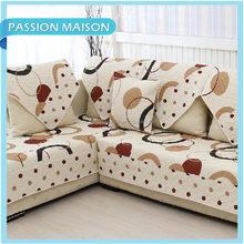 Best selling products COTTON & LINEN Sofa cover / sofa cover design / sofa head cover