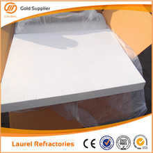 High density heat insulation refractory ceramic fiber board