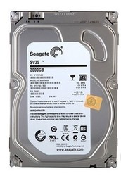 Free shipping ST SV35 3TB Internal Hard drive 64M 7200RPM 6Gb/s3.5inch SATA3 for CCTV security DVR hard disk HDD