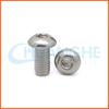 hex motorcycle parts stainless steel hex socket screw