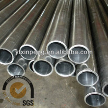 EN 10002-1 air cylinder tubing precision Sch160 carbon steel seamless pipe 200mm cold drawn honed tube