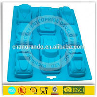 large format concrete silicone mold