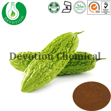 Hot sale lose weight product/GMP&BV manufacturer/100% natural Bitter Melon Extract - Charantin