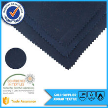 EN 11611 100% Cotton Fade Resistance Safety Fire Resistant Fabric
