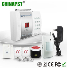 Home/comercial/office/warehouse Home burglar alarm system for every residents PST-TEL99EG