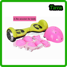 Hot sale 4.5inch 2 Wheel Self Balancing Scooter for Kids/kid christmas gift self balancing scooter