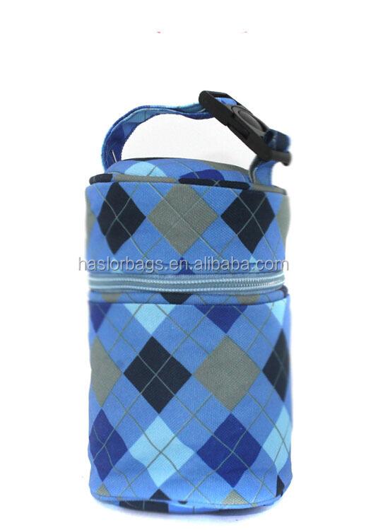 2015 nouveau Design de mignon sac isotherme pour bouteille pour enfants