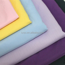 100 polyester fabric dyed fabric for making bed sheets