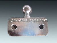 100% good quality tow ball hitch products trailer parts trailer ball 50mm zinc finish tow ball