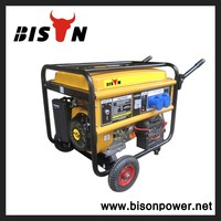 BISON(CHINA) 5kw astra korea gasoline generator