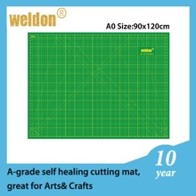 Weldon Accurate Non Slip Printed Grid Artist&Builder's Cutting Mat