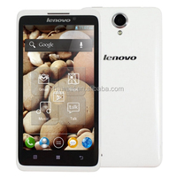 IN STOCK LENOVO HOT SALE Lenovo S890 4GB 5.0 inch IPS Capacitive 5-point Multi-touch Screen Android OS 4.0 Mobile Phone RAM1GB