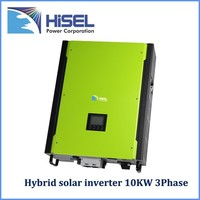 HiSEL 2500w off-grid and on-grid solar system solar energy system price