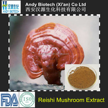 Best Selling High Quality Red Reishi Mushroom Extract
