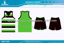 ropa del baloncesto personalizado