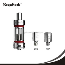 Pyrex Glass subtank plus / subtank V2 atomizer ,mini OCC / RBA coil subtank plus/V2 atomzier tank from Original Kanger