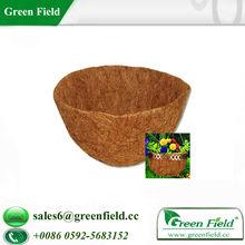 Natural cocos fibre,hanging basket cocos fibre