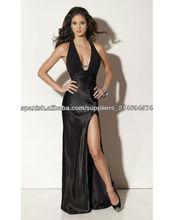 EED-010 sexy y hermoso diseño por encargo del vestido de noche 2013 fabricante de China